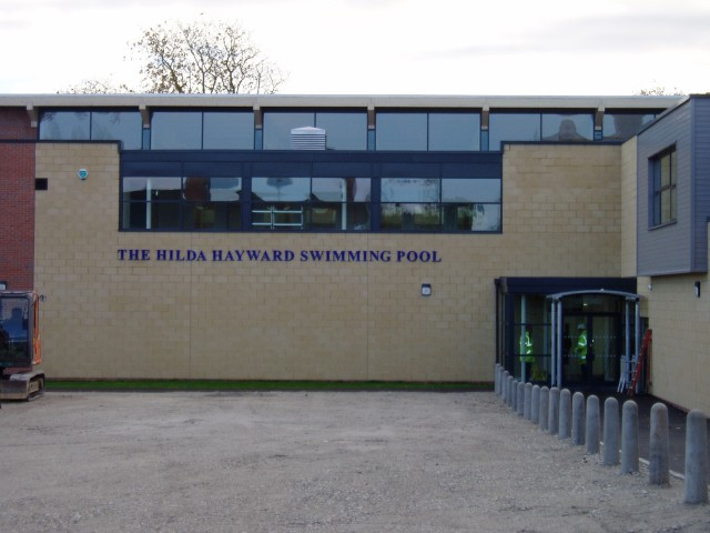 David symonds associates hilda hayward swimming pool - Hayward swimming pool ...